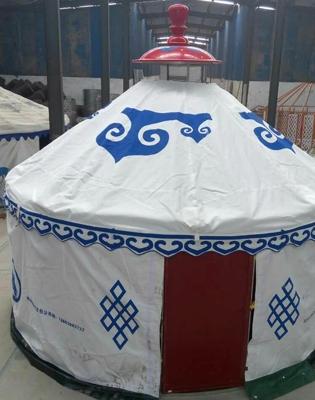 豪华蒙古包
