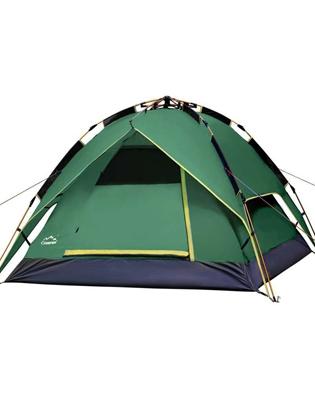 双层自动帐篷
